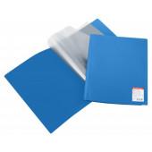 папка 010 файлов термосклейка Erich Krause синяя