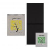Блокнот 20л.Skethbook Black Полином