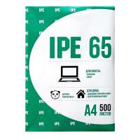 бумага писчая 500л. 65гр. А4 IPE