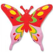 игрушка надувная бабочка 58см