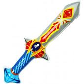 Игрушка надувная мечь 45см