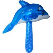 Игрушка надувная молоток дельфин 50см.