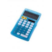 калькулятор CITIZEN 10-Раяряд. голубой со скобками
