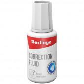 Корректируюшая жидкость berlingo 20мл.