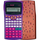Калькулятор milan инженерный 12 разрядный м-240 фиолетовый